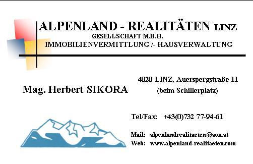 Alpenland Realitäten Gesellschaft M B H