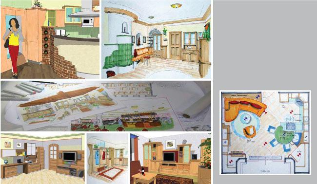Innenarchitektur f r den gesamten wohnbereich august for Innenarchitektur anforderungen